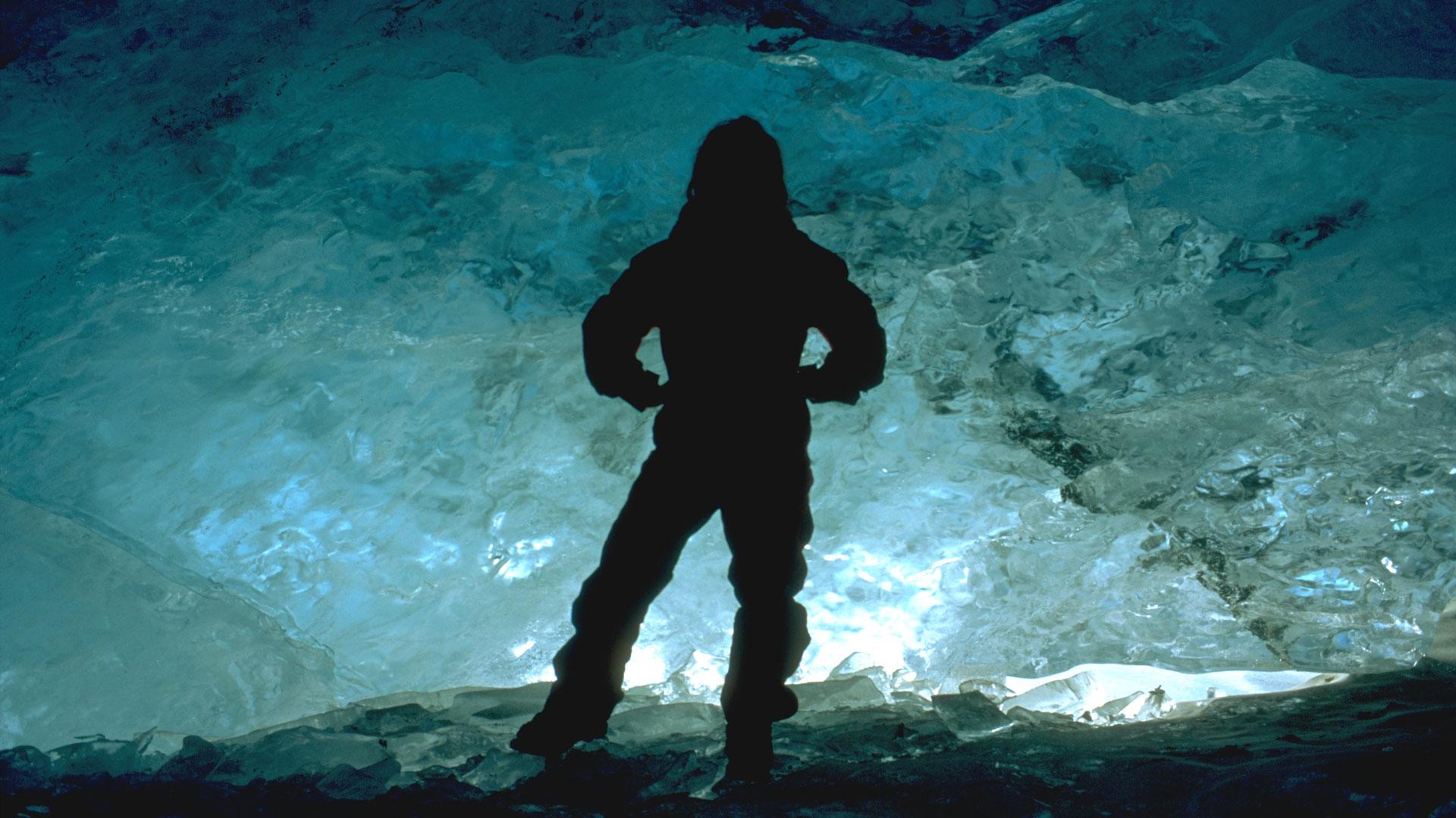 The Vanishing Ice
